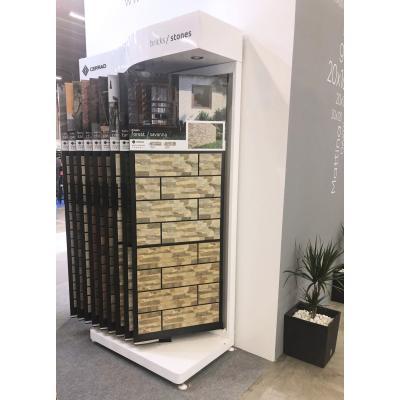 Tiles display stand